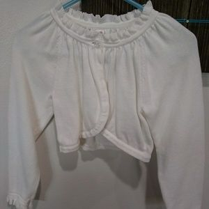 Other - White Cardigan/sweater